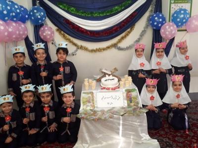 جشن قرآن گروه سنی ۶_۵ سال