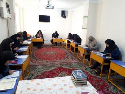 آزمون دوره عمومی تدبر در قرآن  سطح ۱