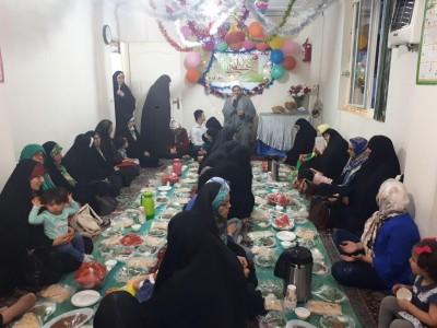 جشن میلاد امام حسن(ع) ماه مبارک رمضان